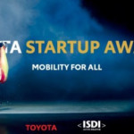 Toyota startup award