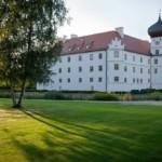 Schloss Hohenkammer Sommer