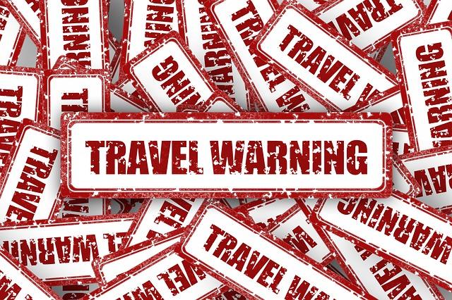 Reisewarnungen sollen Touristen schützen
