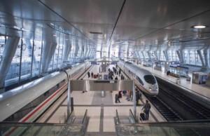 Zug zum Flug soll ausgeweitet werden