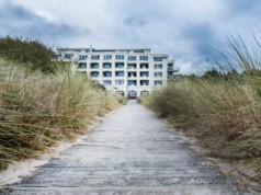 Strandhotel Dünenmeer sieht fünf Sterne