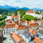 Füssen ist die beliebteste Kleinstadt auf Instagram