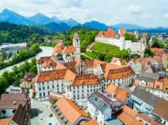 Fotogenste deutsche Kleinstädte sind Füssen, Winterberg und Rothenburg