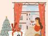 Weihnachtskarte aus Cadiz